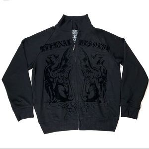 Roar Eternal Resolve Zip Up Jacket